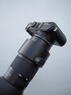 Digiscope for Panasonic
