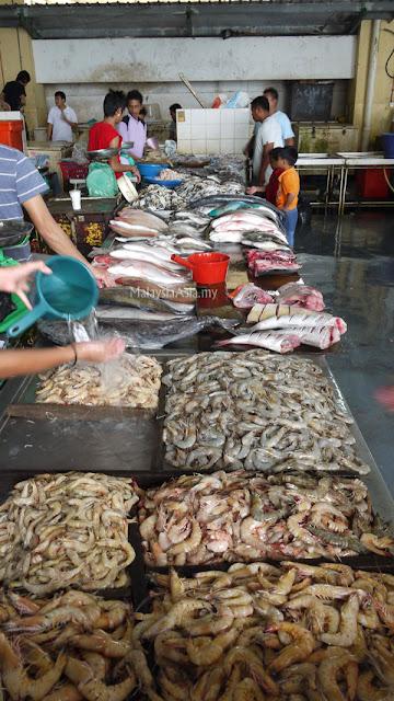 Sandakan Fresh Seafood