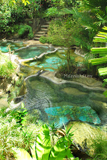 Krabi hot Springs