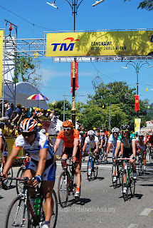Le Tour Langkawi Photos