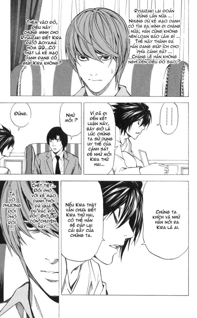 Death Note chapter 029 trang 6
