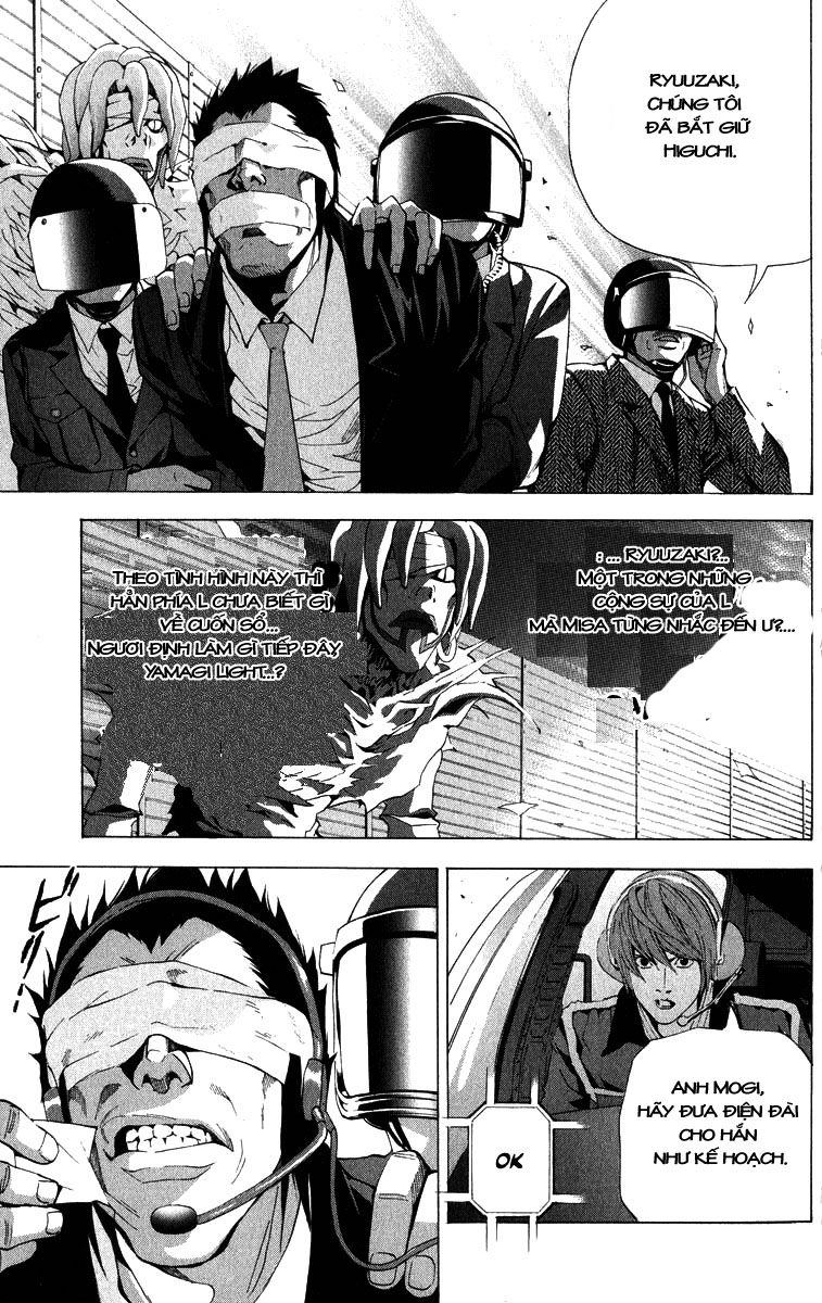 Death Note chapter 053 trang 8