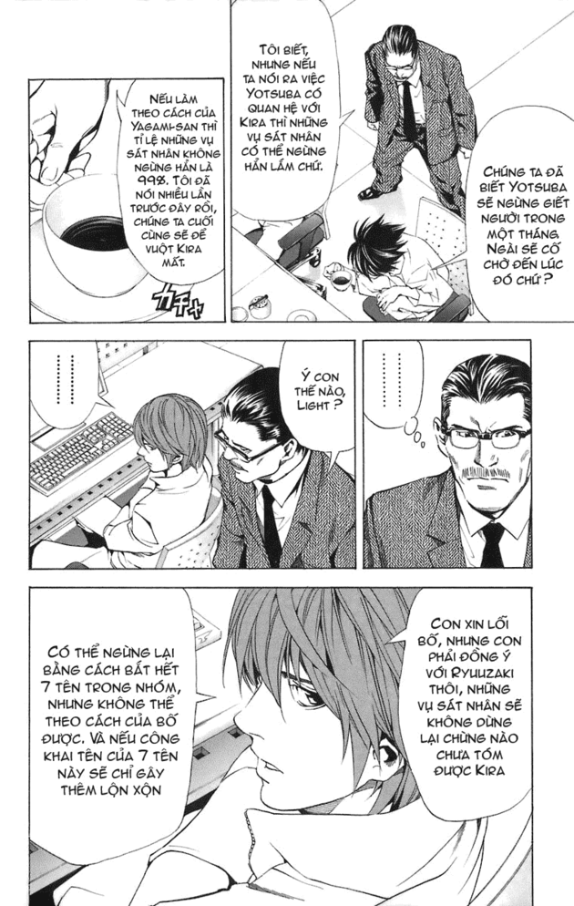 Death Note chapter 048 trang 5