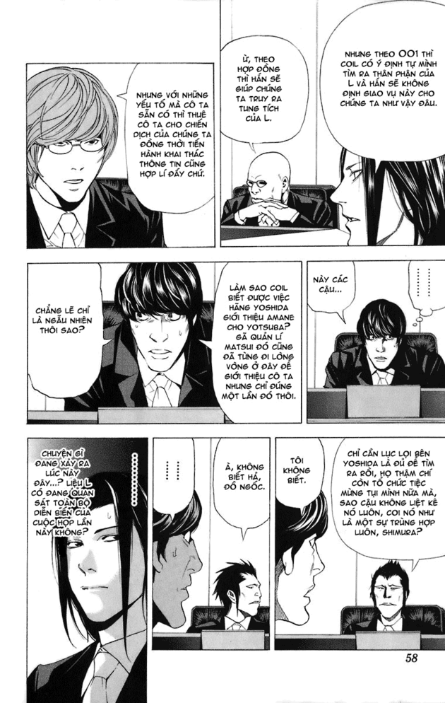 Death Note chapter 046 trang 6
