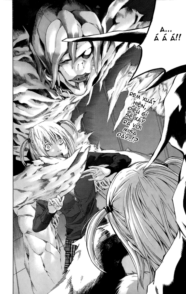 Death Note chapter 046 trang 22