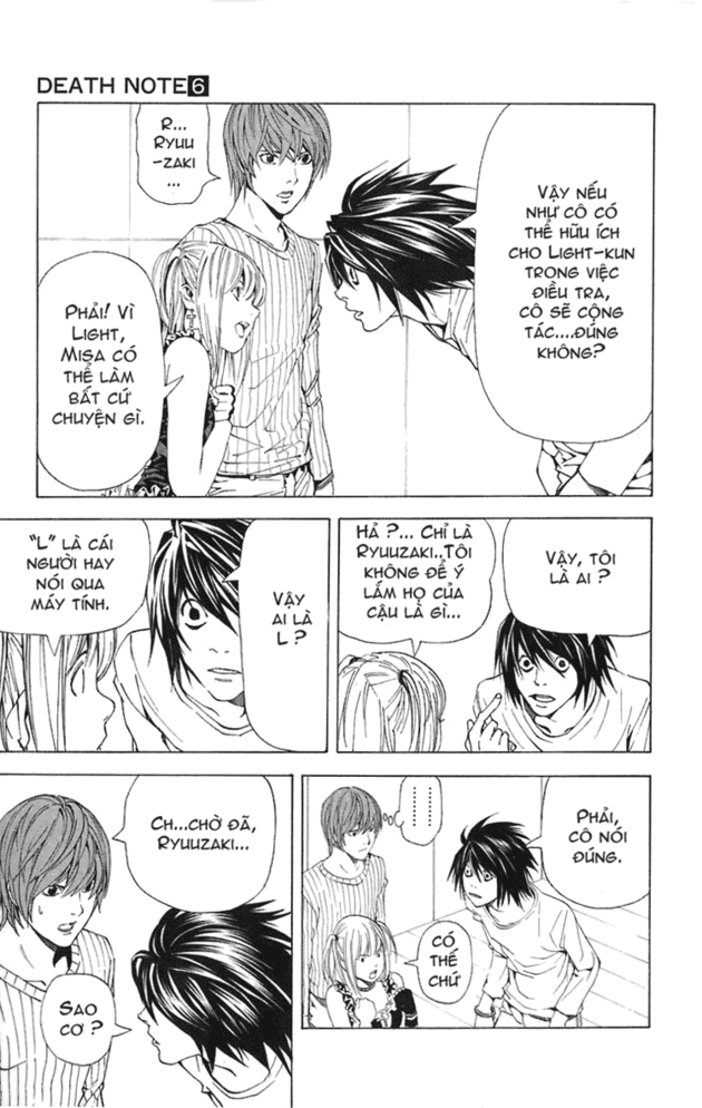 Death Note chapter 045 trang 14