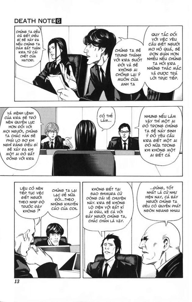Death Note chapter 044 trang 8