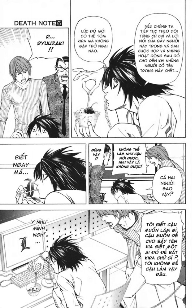 Death Note chapter 044 trang 12