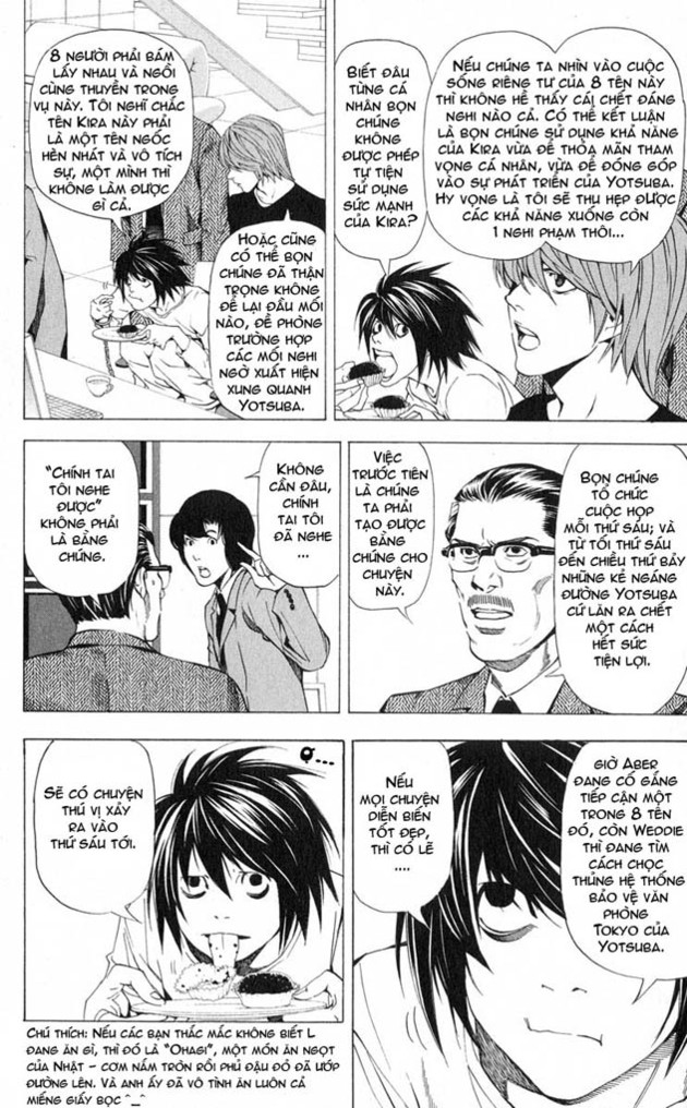 Death Note chapter 043 trang 3