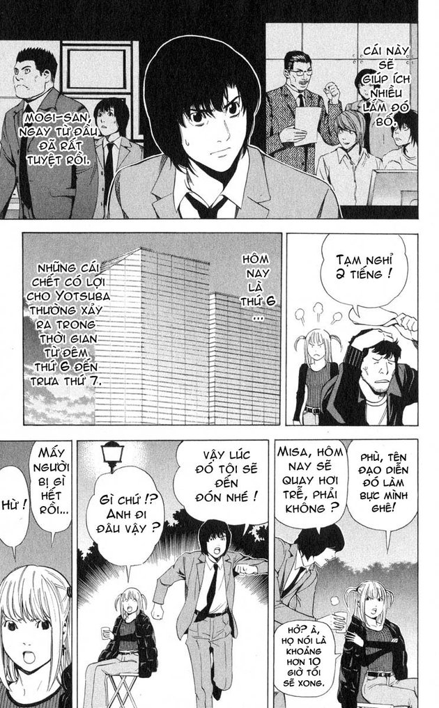 Death Note chapter 041 trang 4