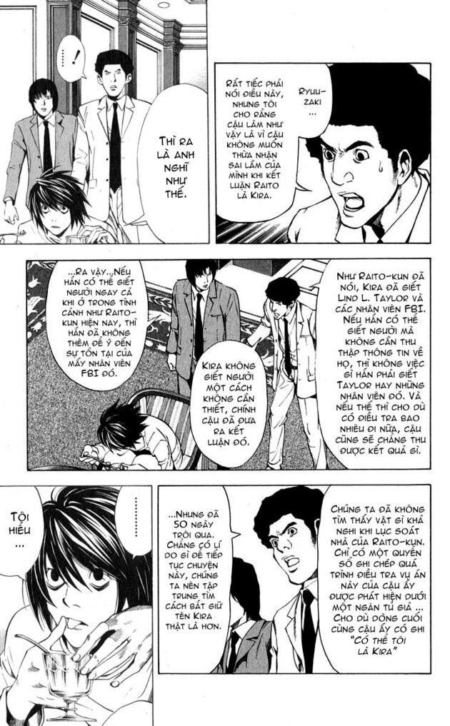 Death Note chapter 036 trang 5