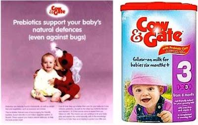 Baby Formula Ads
