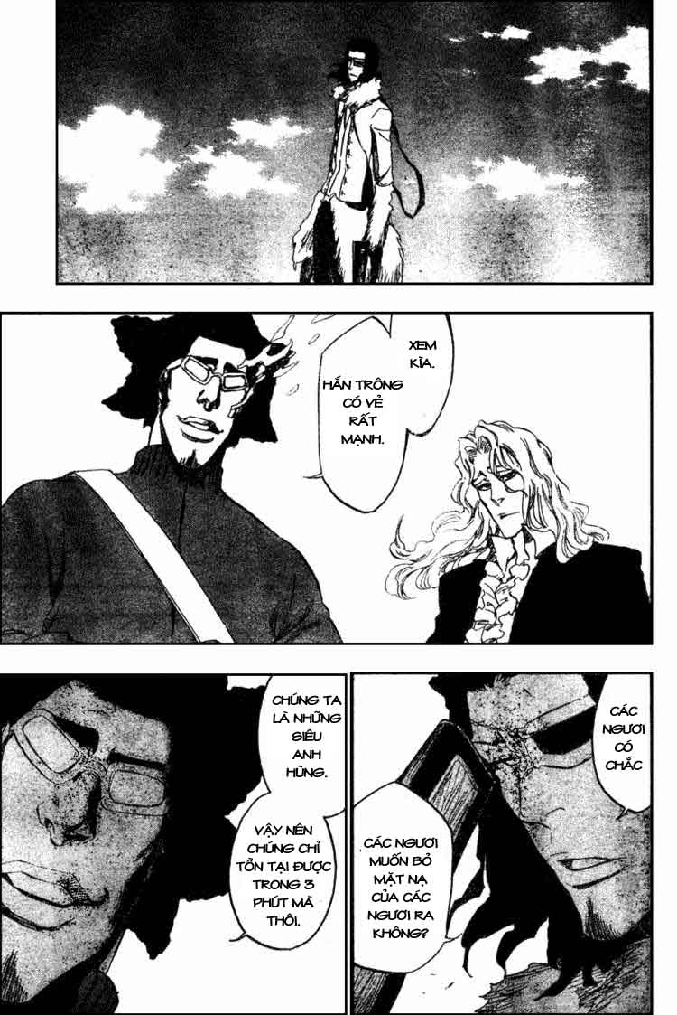 Bleach chapter 367 trang 13