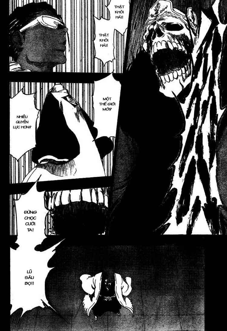 Bleach chapter 371 trang 10