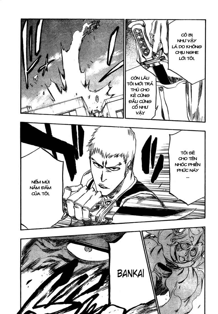 Bleach chapter 377 trang 3