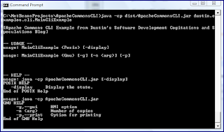Command-line Parsing with Apache Commons CLI | JavaWorld