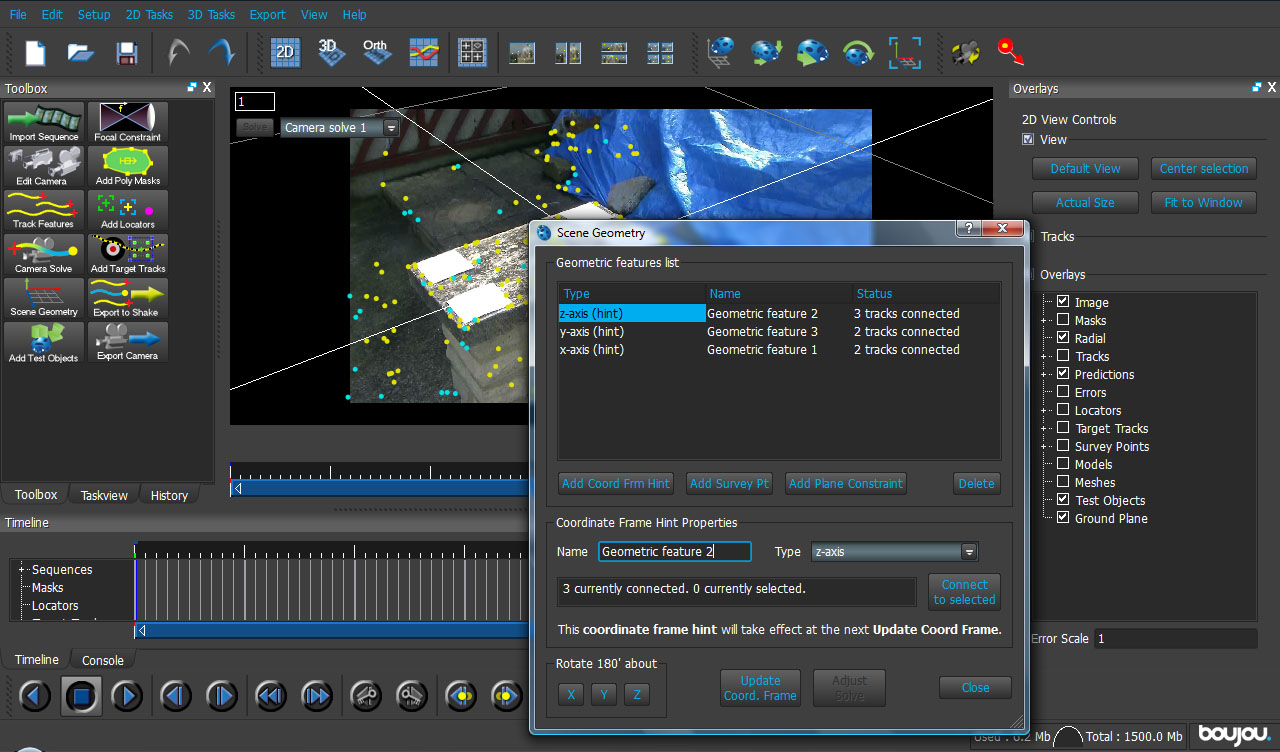 3d camera tracking tutorial boujou to 3dsmax to after effects.