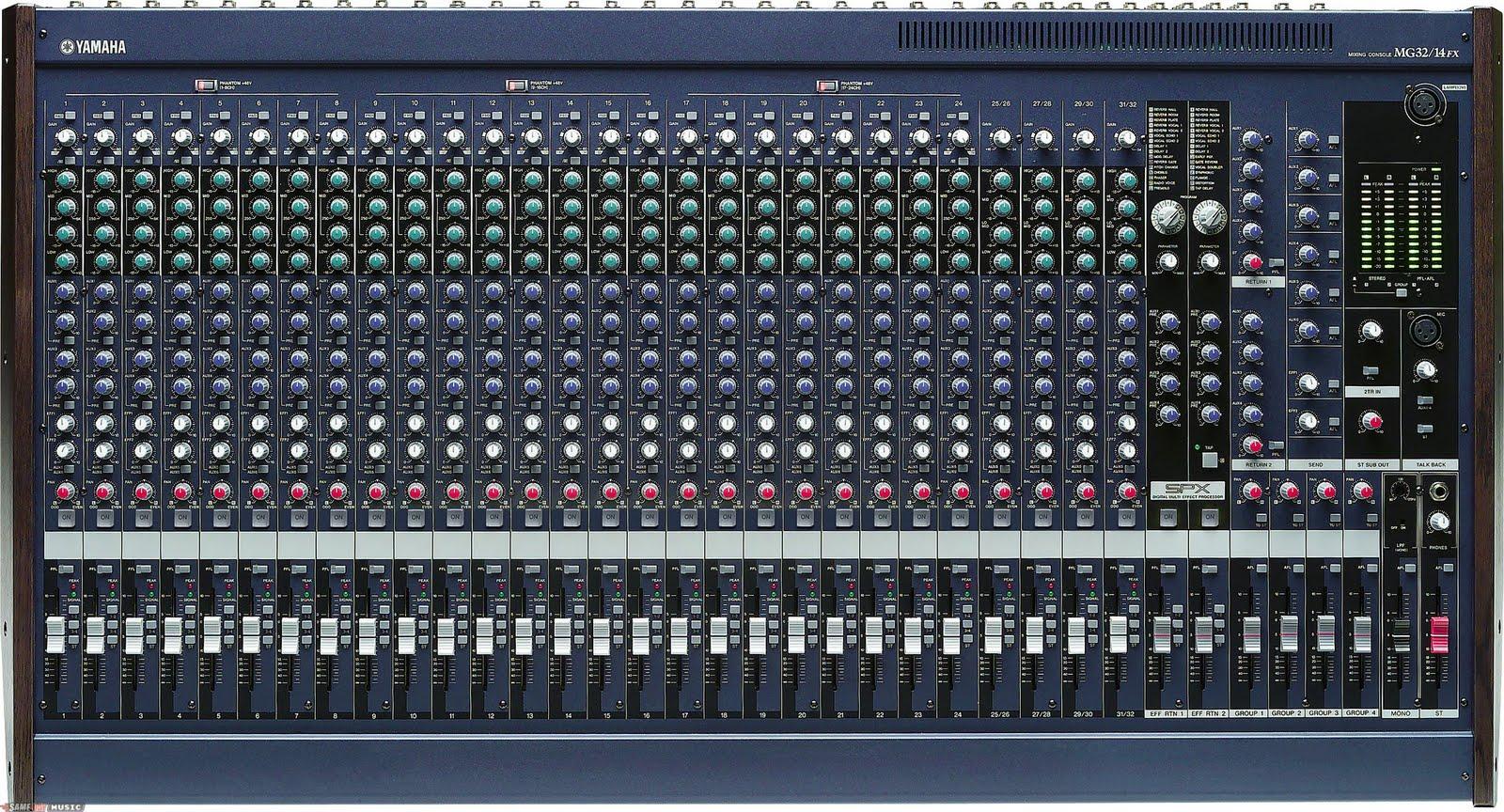 fans music mixer sound system. Black Bedroom Furniture Sets. Home Design Ideas