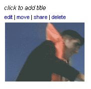 Photobucket saved image options