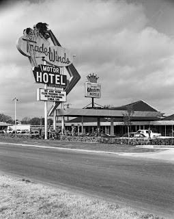 Trade Winds East in Tulsa- courtesy Beryl Ford Collection
