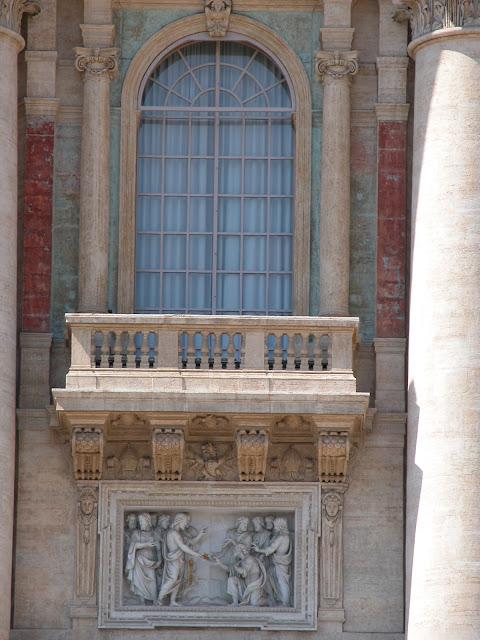 pape, benoit XVI, jean paul II, rome, italie, rome en images