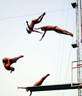 Springfield Photos 2003 Cingular High Dive Show At