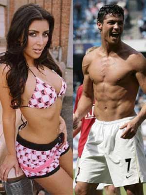Kim Kardashian And Cristiano Ronaldo Pictures : kardashian, cristiano, ronaldo, pictures, Cristiano, Ronaldo, Kardashian, Fueron, Novios, Phenomenal