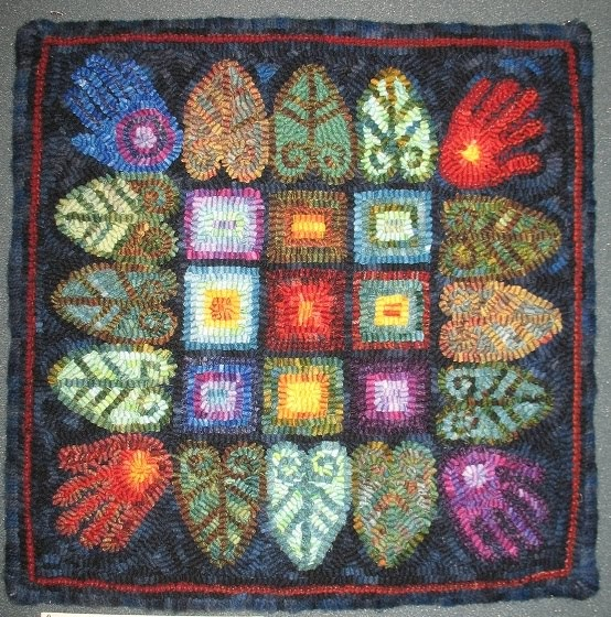 Totally Hooked Rug Hooking Escapades The Show Continues