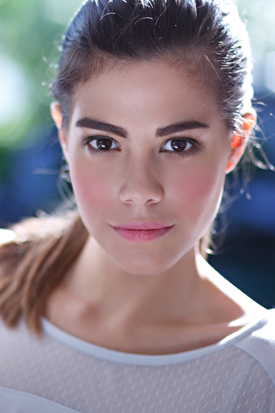 Patty Mendoza: portraits/beauty: Bea Mantecon