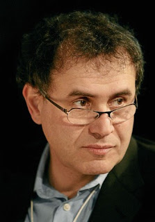 Nouriel Roubini on the Coming Commodities Correction