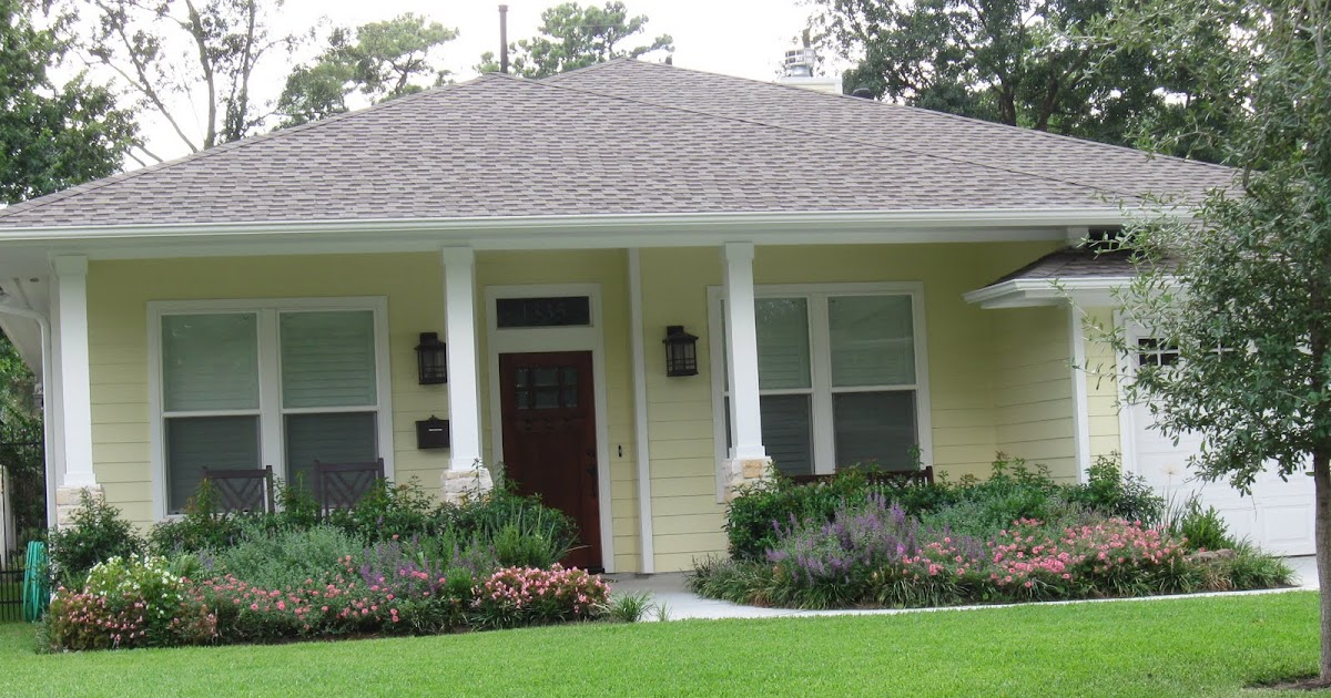 The OtHeR HoUsToN: WELCOME TO MY BUNGALOW BLOG