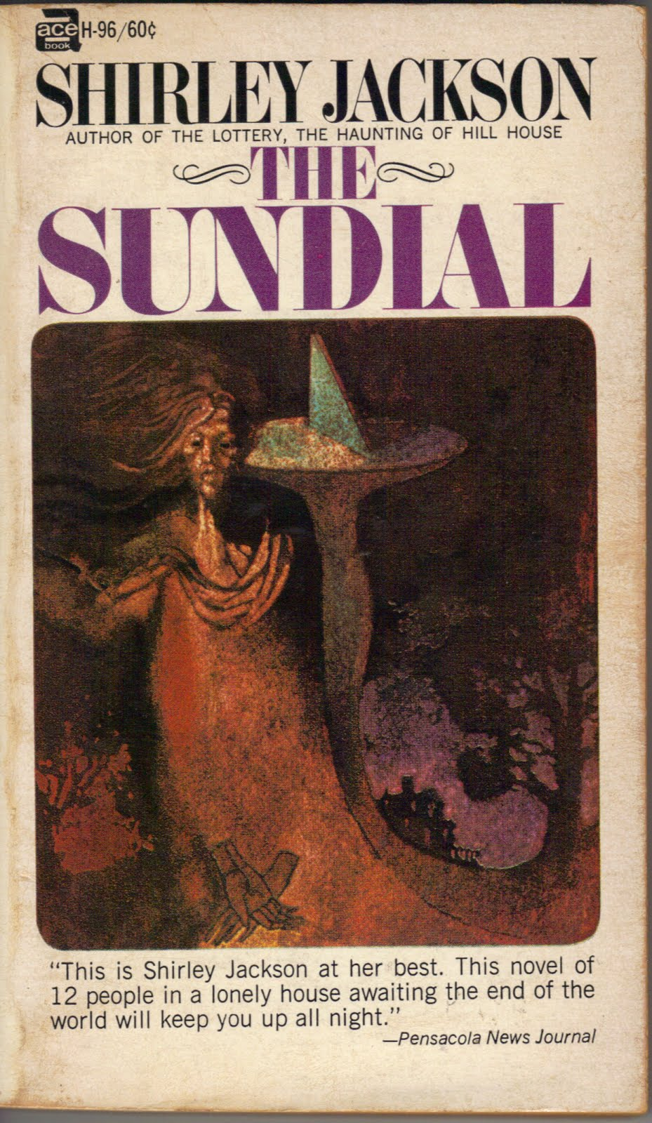 Image result for the sundial shirley jackson