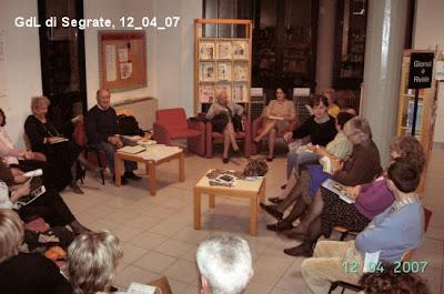 best service ad011 3d27b Gruppo di Lettura Segrate: