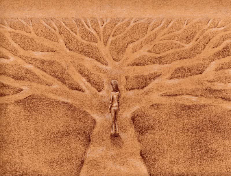 Questions Of The Soul: Do All Paths Lead To God?
