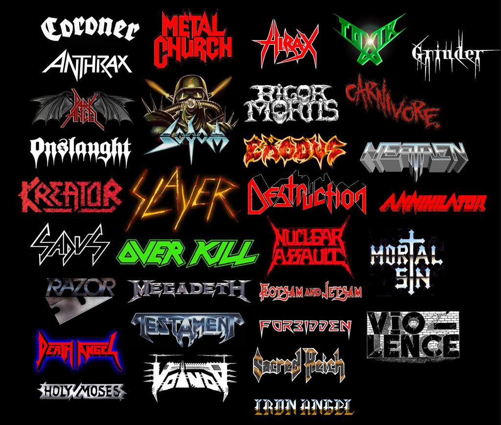 Workout Metal Bands: Exercise: Macam-Macam Genre Musik Di Dunia