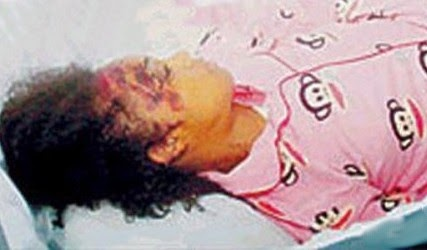 Celebrity Book of the Dead: Lisa Lopes Dead Body