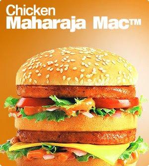 McDonalds ao redor do mundo