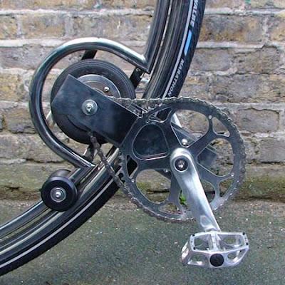 Conheça a Monocicleta