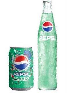 Pepsi verde