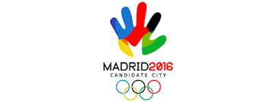 Logo Candidato Olimpíada 2016 Madri