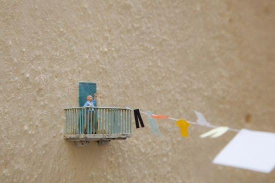 Um mundo em miniaturas