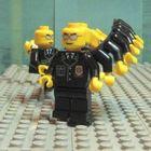 Stop Motion: Lego Matrix