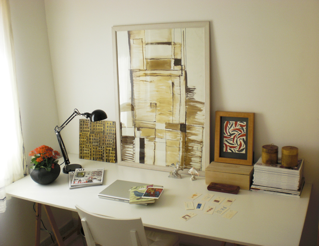 Cuadros Grandes De Ikea.My Work Space Chocolate Creative Sustainable Design And Eco