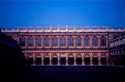 guttae: Sir Christopher Wren: Trinity College Library, Cambridge
