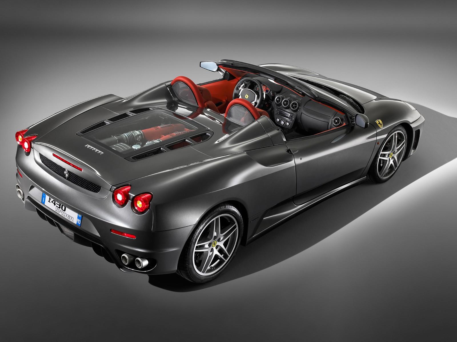 Best Wallpapers: Ferrari F430 Wallpapers