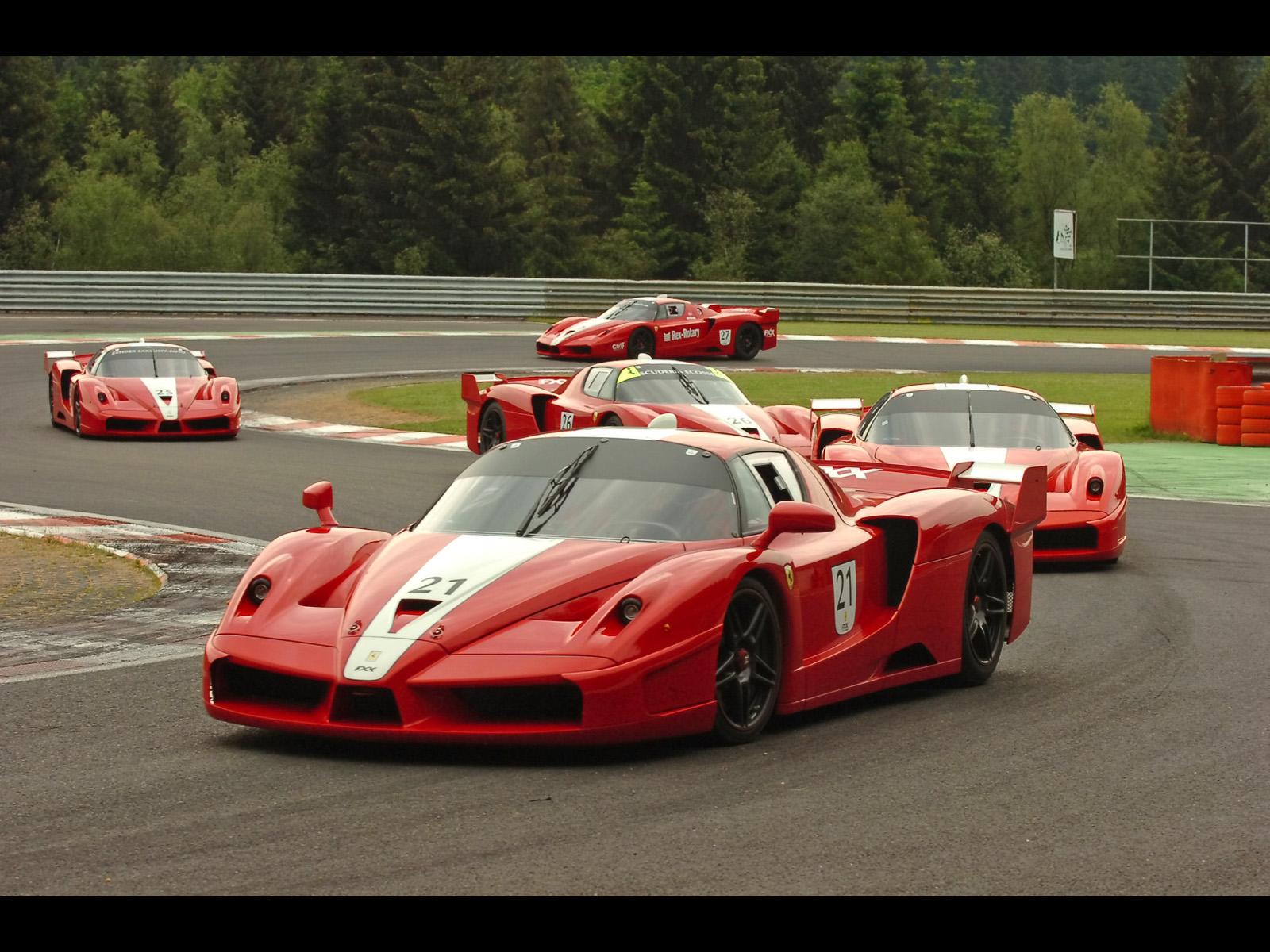 Best Wallpapers: Ferrari FXX Wallpapers