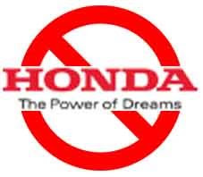 Honda+No+copy Court Sides with Honda against man with disability photo