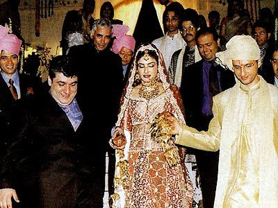 Riddhima Kapoor Wedding Pictures On Raveena Tandon Anil Thadani Marriage