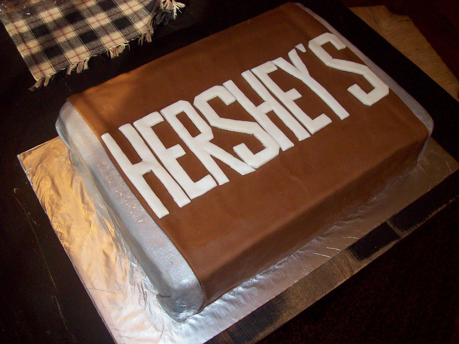 Butter N Flour Hershey S Candy Bar Cake