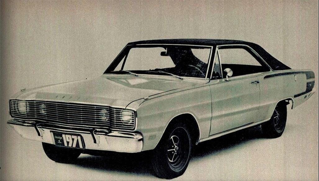 Museu Do Dodge Enquete Charger R T 71 Ou 72
